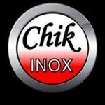 Tubo retangular de inox