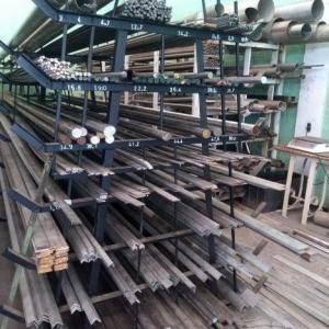 Barra maciça de aço inox